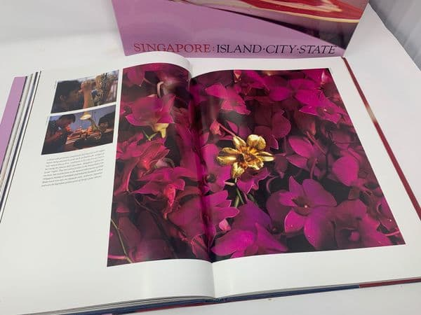 Singapore: Island - City - State. Times Editions, Geographical book. Beautiful coffee table book